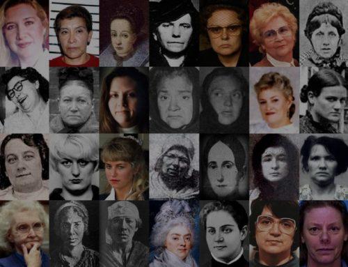 Top 5 Female Serial Killers