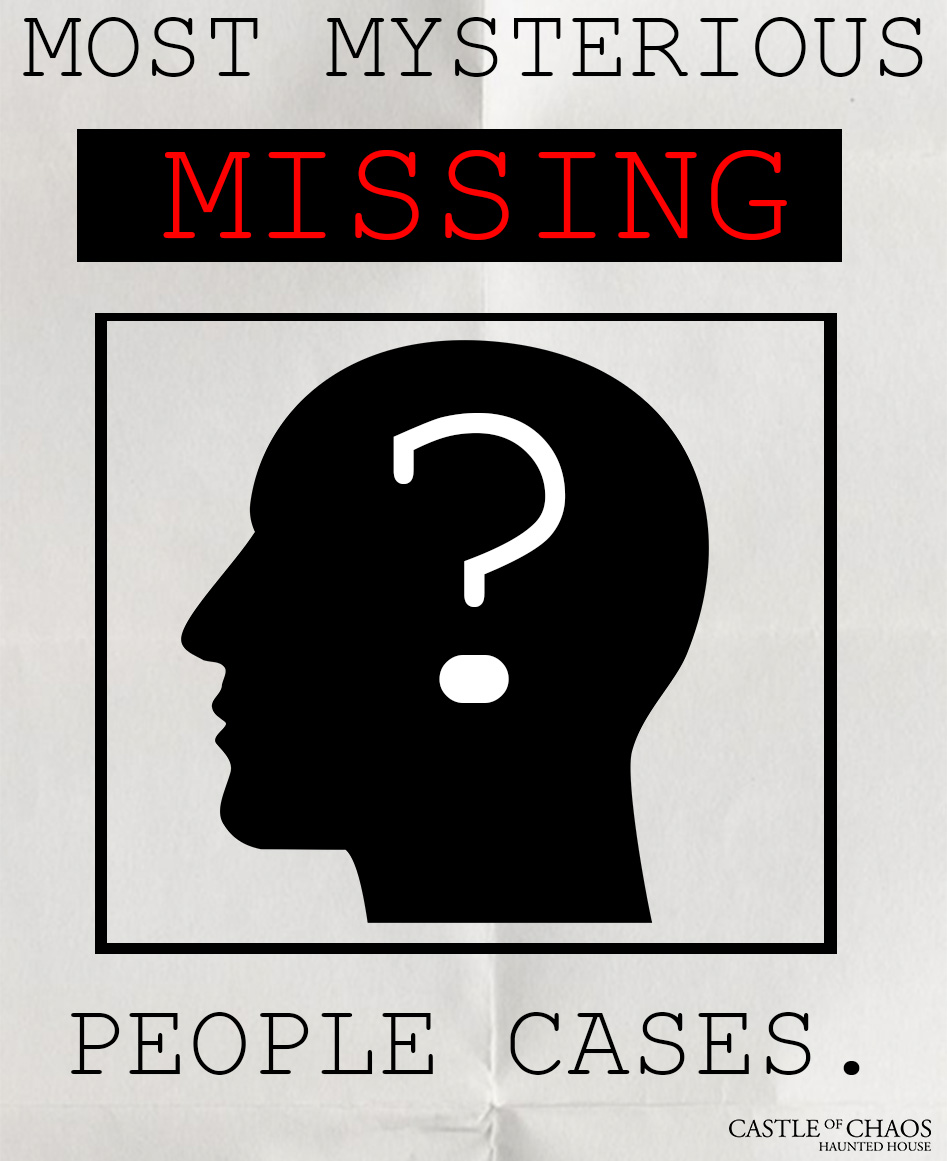 Most Mysterious Missing People