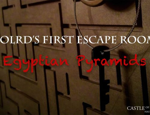 World's First Escape Room – Egyptian Pyramids