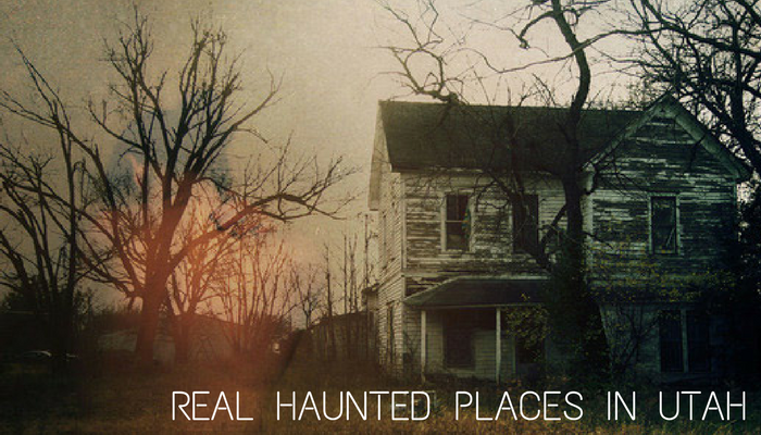real haunted places in utah
