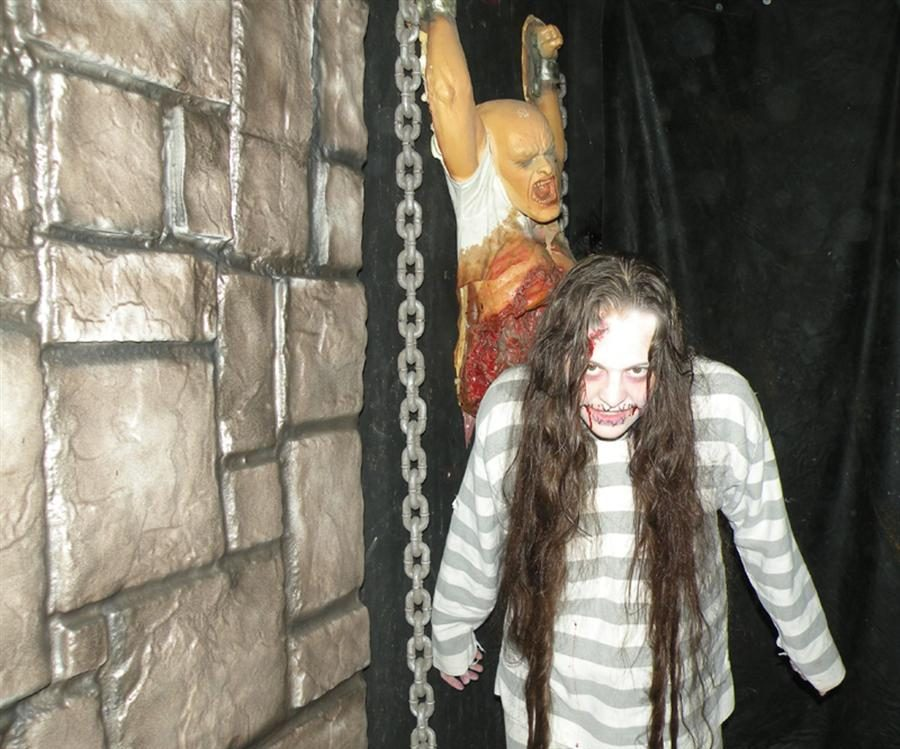 Scariest Haunted House in Utah