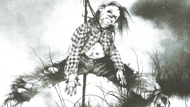 Image result for scary stories to tell in the dark harold