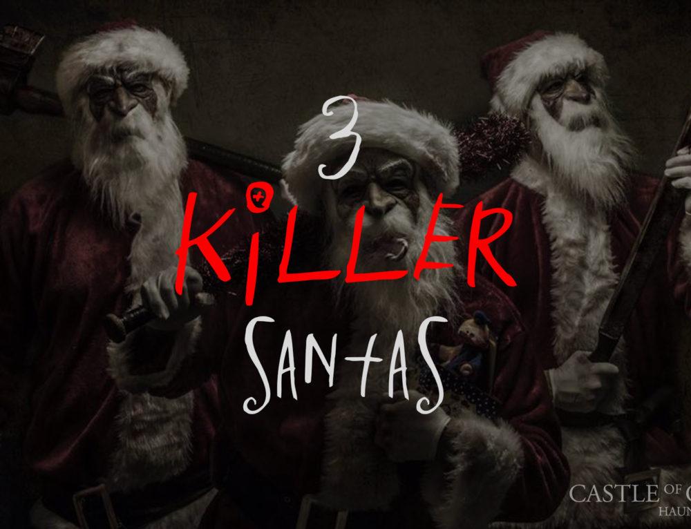 3 Killer Santas