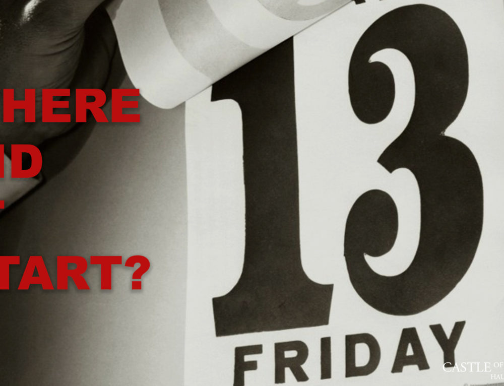 Where did Friday the 13th Come From?