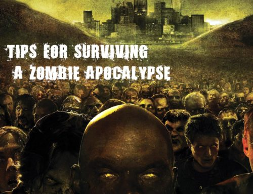 5 Tips For Surviving A Zombie Apocalypse
