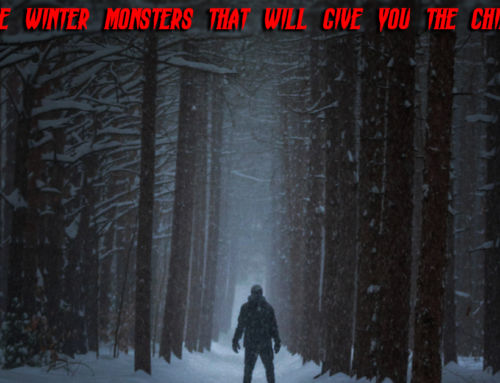 Five Winter Monsters That Will Give You the Chills