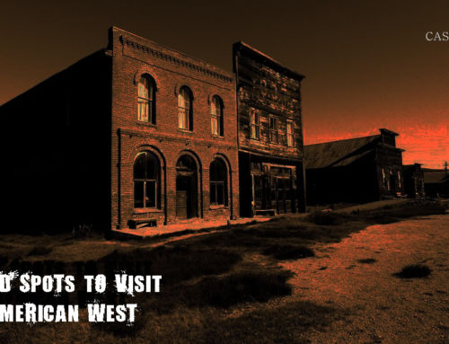7 Haunted Spots to Visit in the American West