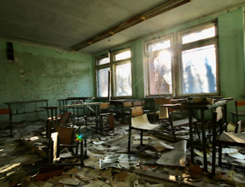 School Ghost Stories that Made the News